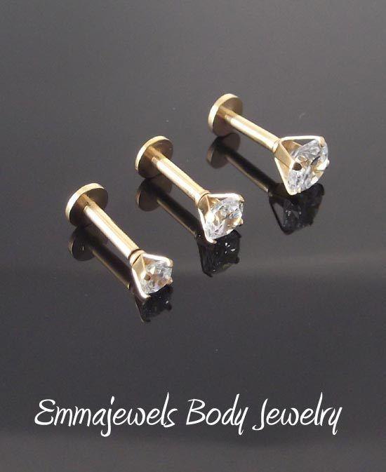 c610ee4b5 16G Crystal Fireball Tragus Stud Earring | Claire's | Earrings | Earrings,  Jewelry, Stud earrings