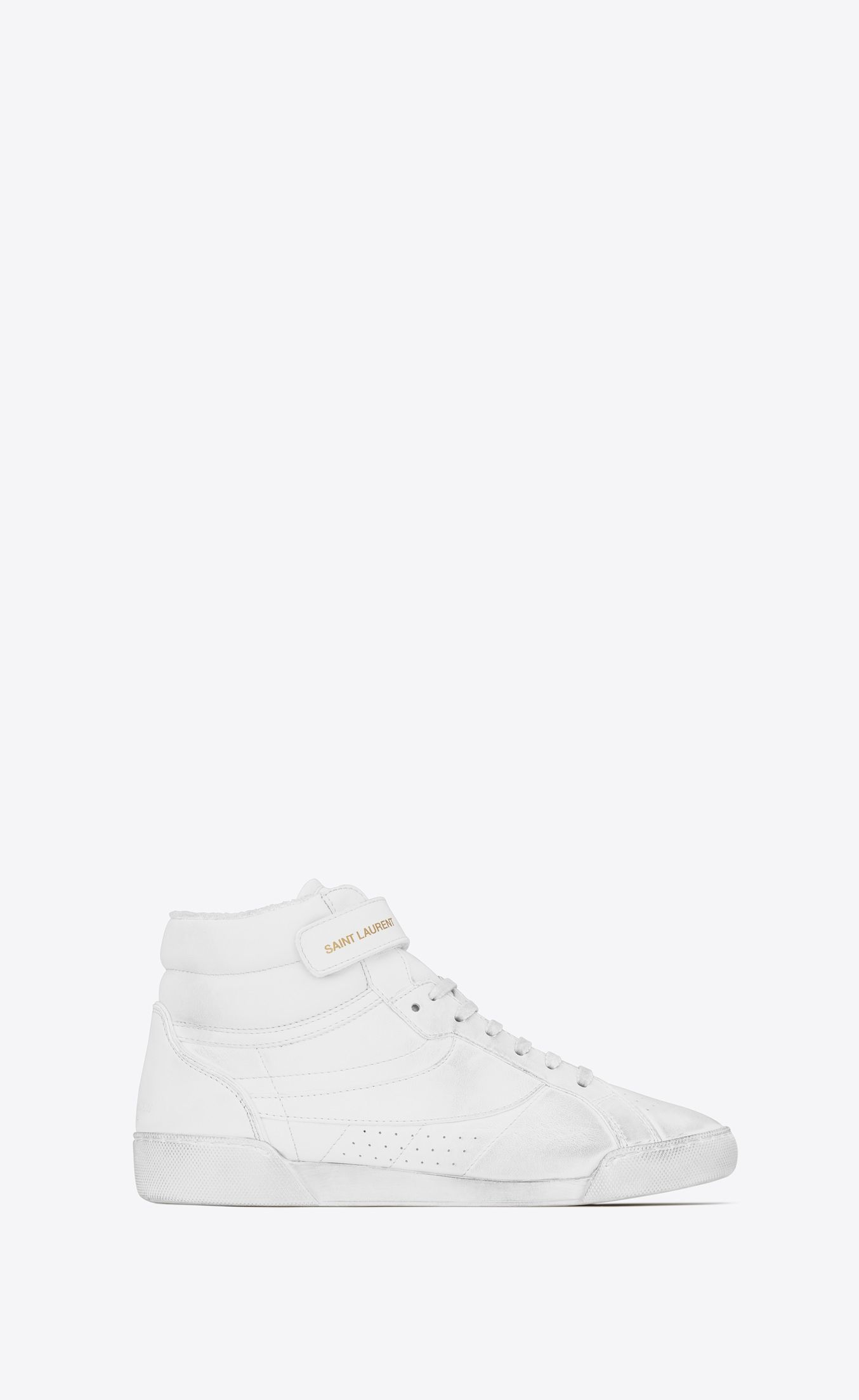 4c84c0b2598 LENNY sneakers in leather in 2019 | Dress | Sneakers, Shoes, Leather