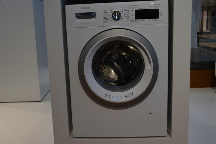 cool washers and dryers from ifa  bosch active oxygen