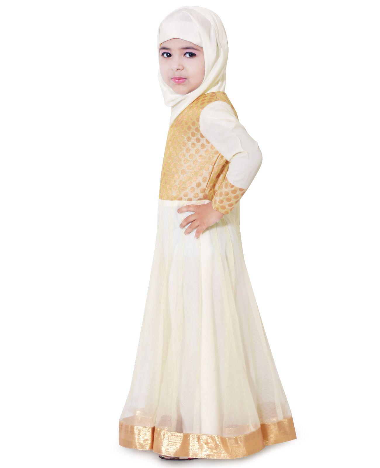 Pin By Zet Zone Islamic Indian Western Clothing On KIDS ABAYA
