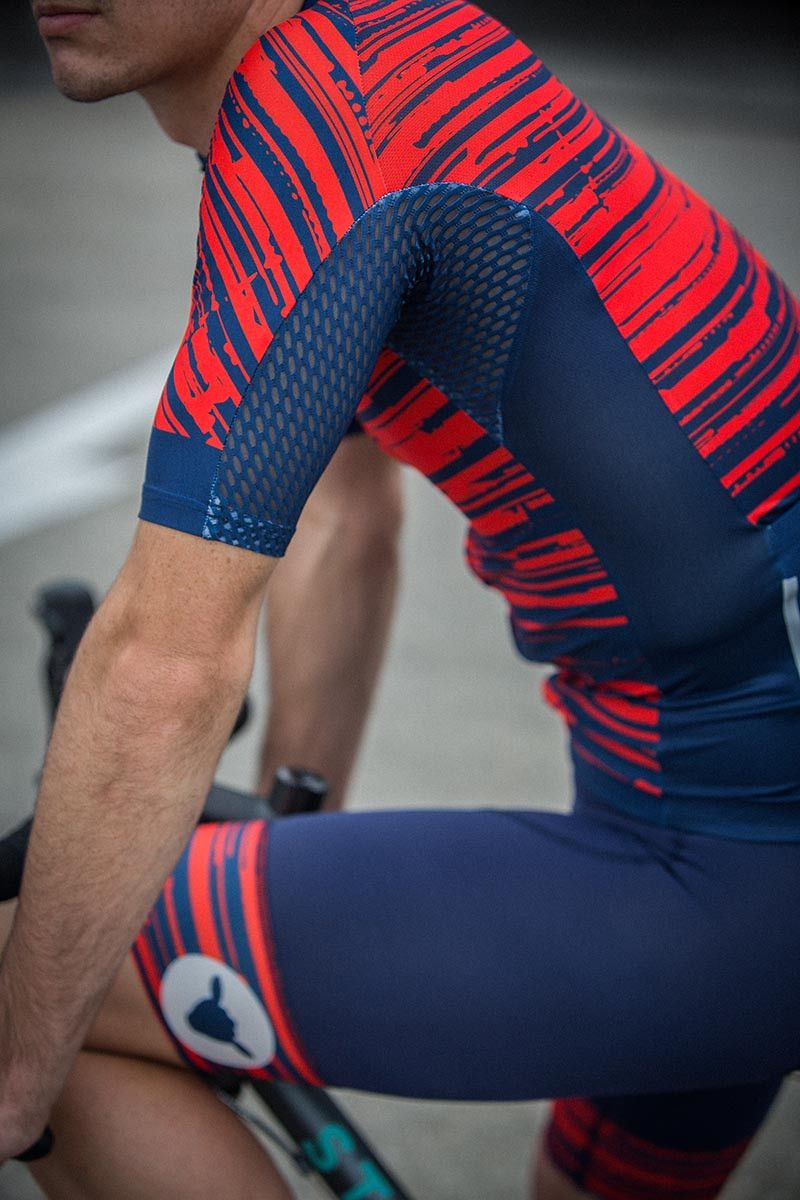 Black sheep season six red massai cycling kit pinterest