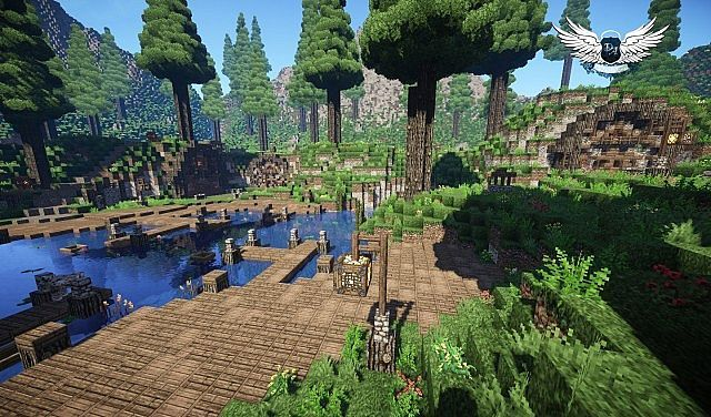 Minecraft Village Garden taerin the under hill village cinematic download minecraft