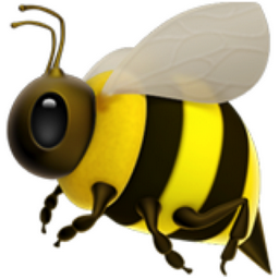 Honeybee Emoji U 1f41d In 2021 Emoji Emojis On Instagram Emoji Images
