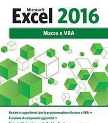 Microsoft Excel 2016 Macro E Vba PDF Software Pinterest