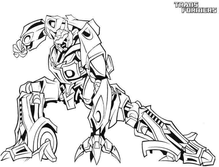 Transformers Printable Coloring Pages Free Printable Colouring - new transformers movie coloring pages