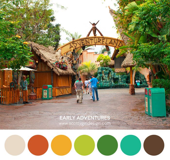 Colors with Character - Early Adventures | scottygirldesign.com ...
