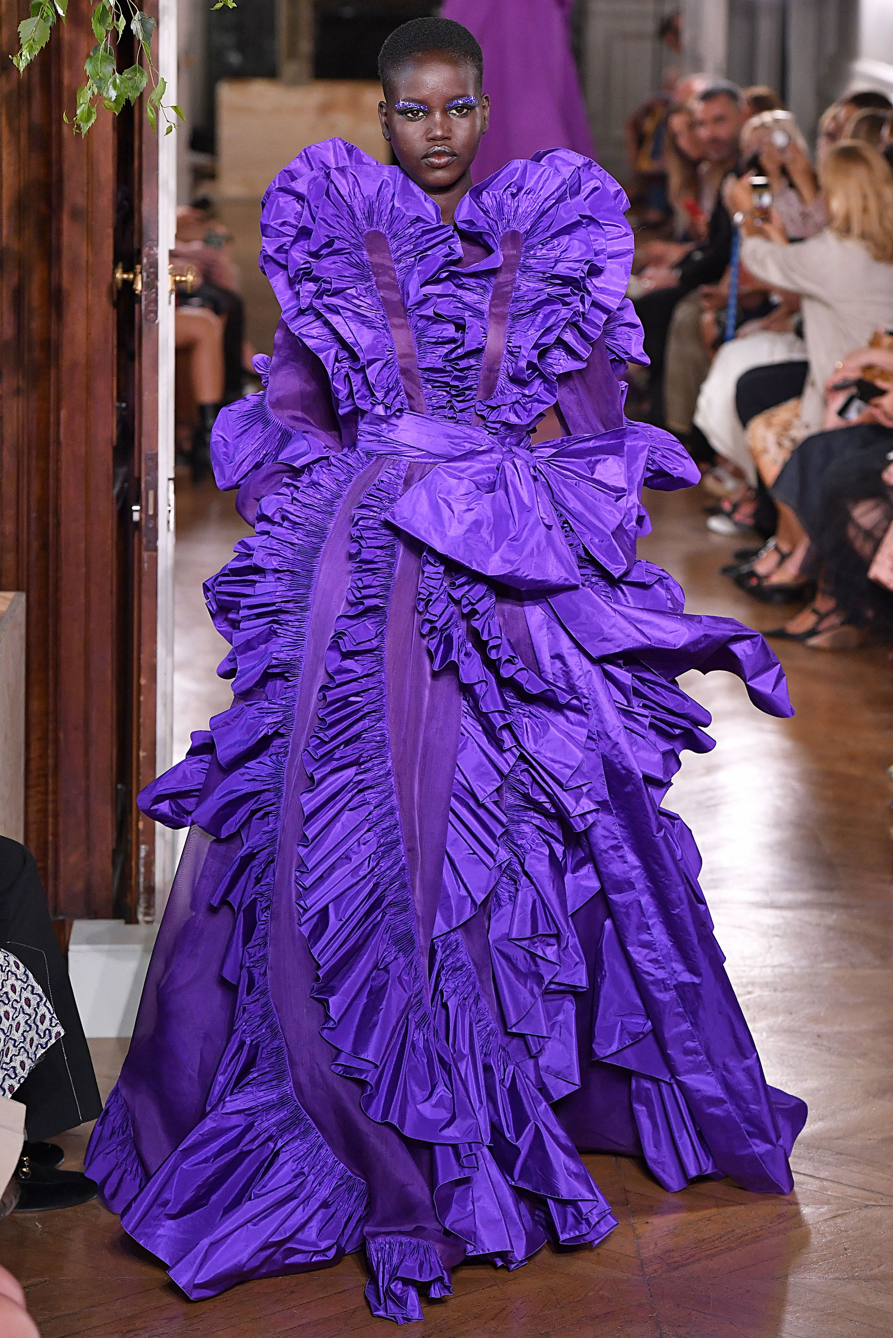 Schiaparelli : Runway - Paris Fashion Week - Haute Couture