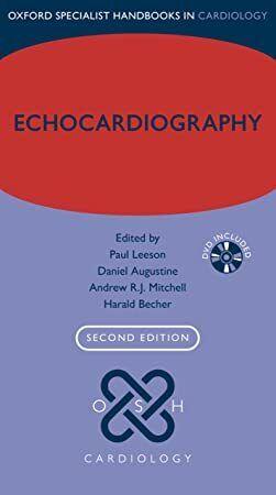 EPUB Echocardiography Oxford Specialist Handbooks in Cardiology