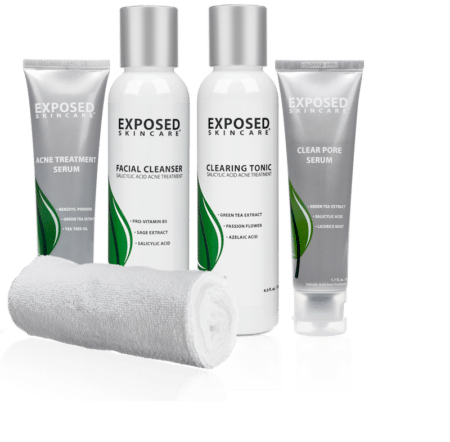 Basic Kit Exposed Skin Care In 2020 Exposed Skin Care Serious Skin Care Skin Care Treatments
