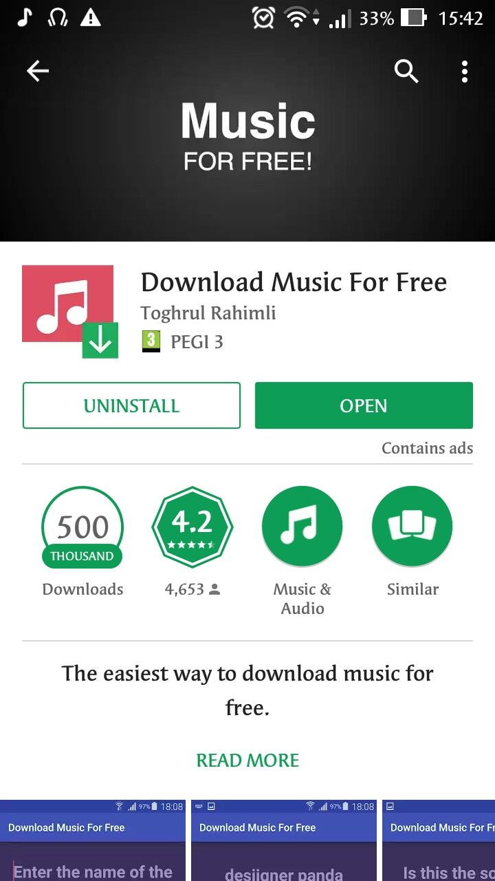 Download music for freefor android and ios this app is