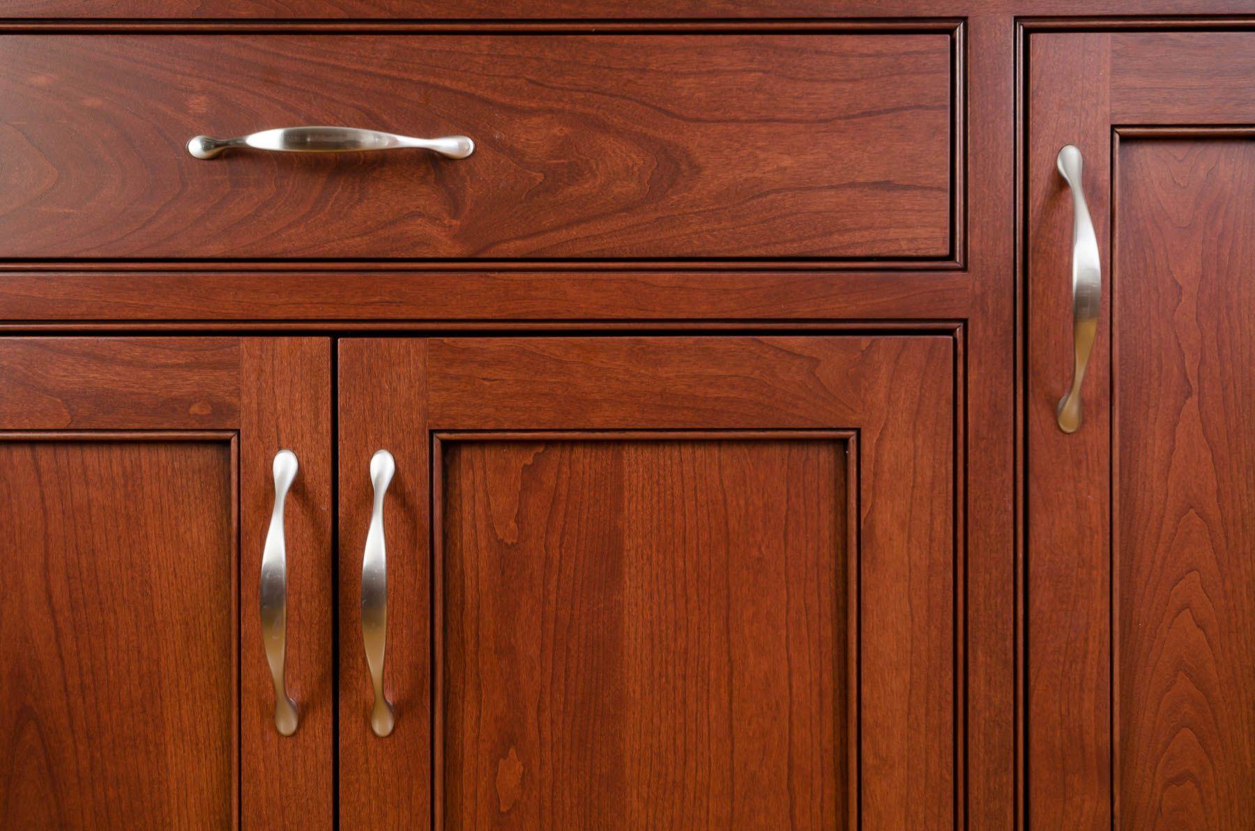 Beaded Inset Cabinetry Inset Cabinetry Inset Cabinets Cherry Cabinets Kitchen
