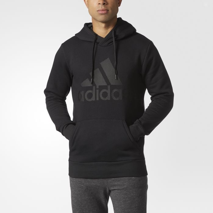 Essentials Logo Hoodie | Products in 2019 | Adidas men