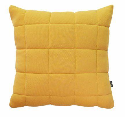 Miodowa Poduszka Dekoracyjna Pickup żółte Poduszki