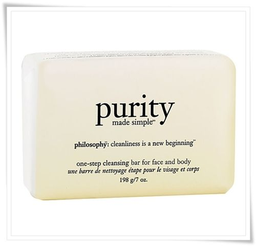 Philosophy Purity Made Simple One-Step Cleansing Bar for Face and Body