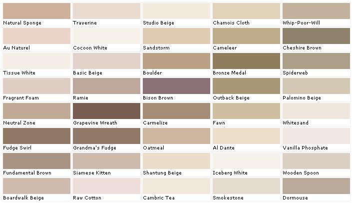 Kwal Color Paint Chart Home Design Pinterest Paint