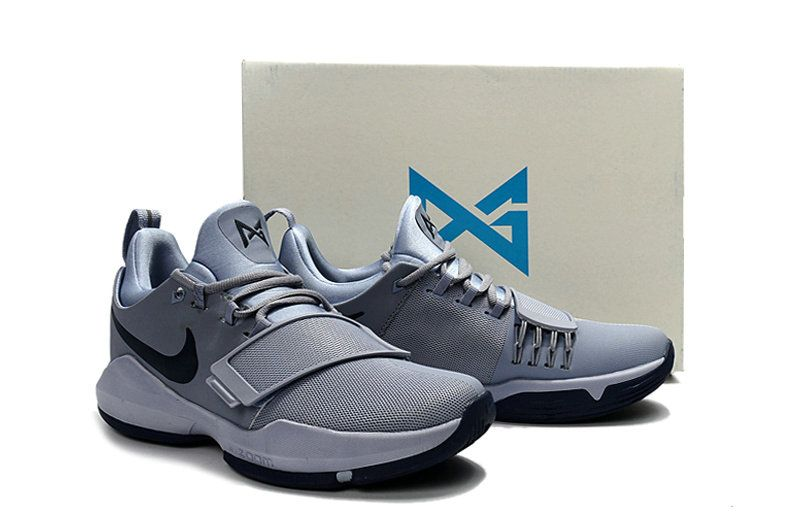 best cheap 1f8d2 919da Free Shipping Only 69  Young Big Boys Nike PG 1 Glacier Grey Armory Blue