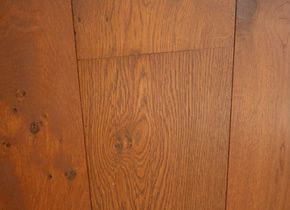 Engineered Rustic French Oak Smoked With One Coat Jatoba and One Coat Merban