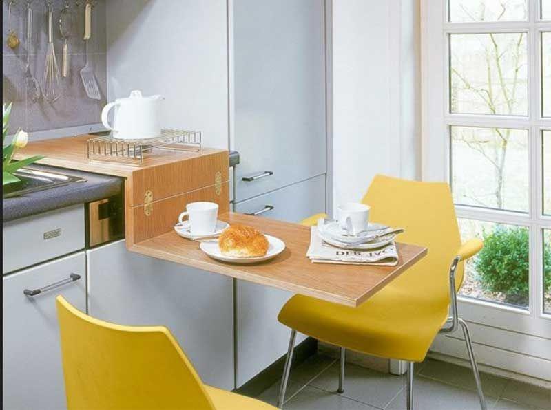 pin von nadezhda auf pinterest kleine k che tisch und arbeitsplatte. Black Bedroom Furniture Sets. Home Design Ideas