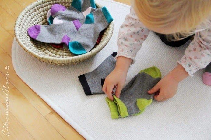 6 Montessori Zuordnungsspiel-Ideen mit Karten zum Downloaden #montessoriselbstgemacht
