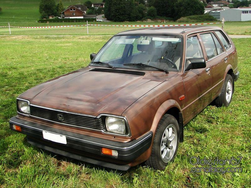 honda-civic-wagon-1983-01 (With images) | Honda civic ...
