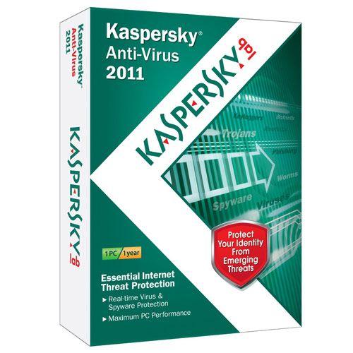 Kaspersky Lab Antivirus 2011 1 Pc 1 Year S Key Technologies Online Community Http Creativewebdesign Info Antivirus Software Antivirus Computer Security