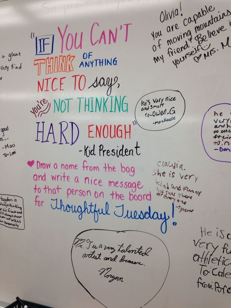 miss5thswhiteboard (With images) Morning messages