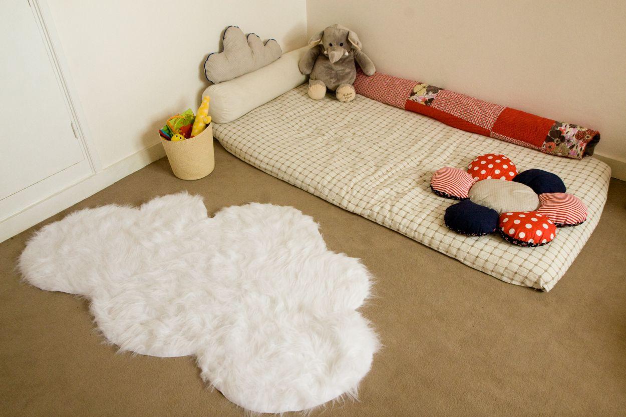 Tutoriel Du Tapis En Forme De Nuage Tapis Nuage Decoration Chambre Enfant Et Deco Chambre Enfant