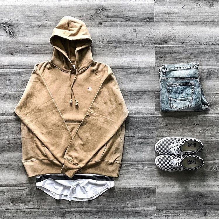 599c8f3b9b Shop our feed, hit link in bio. or : #WDYWTgrid by @mousetrvp #mensfashion  #ootd #outfit : #Champion #CivilRegime : #PacSun : #Vans #WDYWT for on-feet  ...