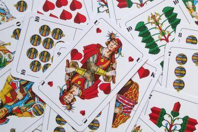 Kartentricks Anleitungen