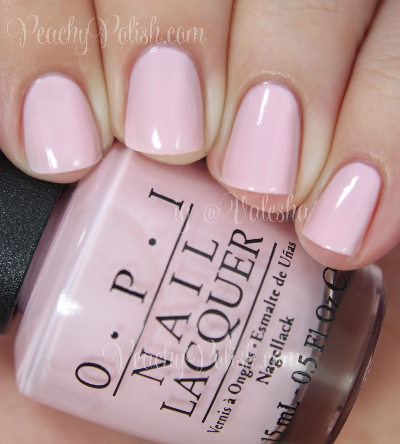 Gel Nail Polish Light Pink: OPI Spring 2014 Muppets Most Wanted Collection I Love