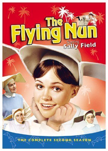 Sister Betrille. I loved this show...I wanted to be a flying nun! I had a Liddle Kiddle Flying Nun doll that I took everywhere.