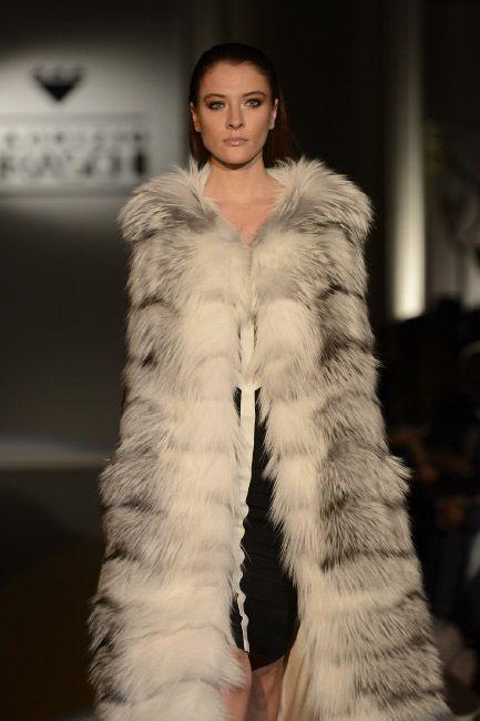release date: e1769 c6b5a Sfilata pellicce Braschi Collezione 2014/15 | abbigliamento ...