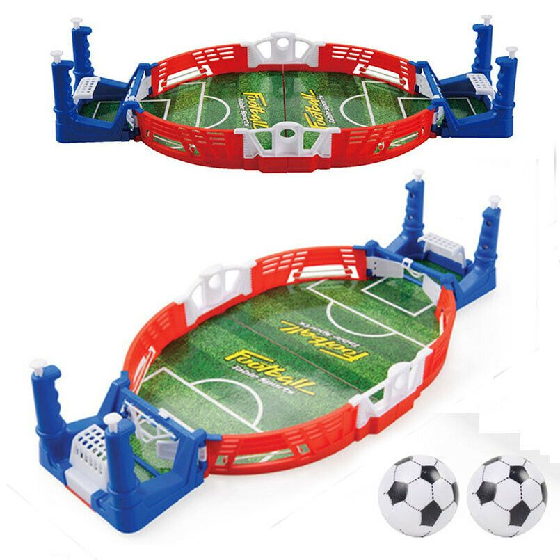 Mini Table Top Football Board Machine Soccer Toy Game Shooting Educational New Ebay In 2020 Table Top Football Mini Footballs Soccer Games