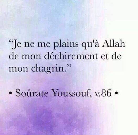Citation Tristesse Islam