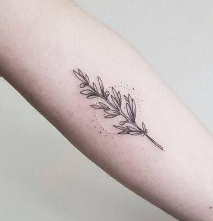 58 Ideas For Tattoo Tree Branch Beautiful