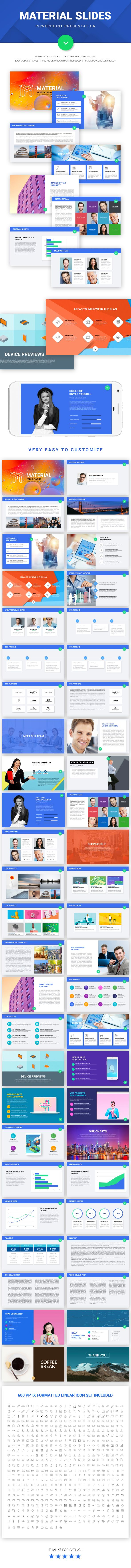 Material slide powerpoint presentation template powerpoint material slide powerpoint presentation template powerpoint templates toneelgroepblik Images