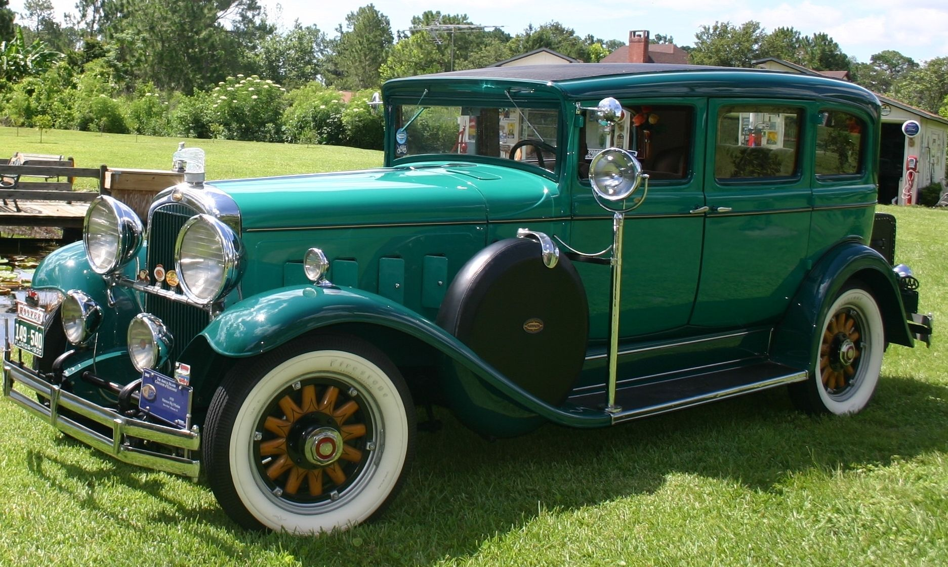Marmon Big Eight Huge And Luxurious Touring Car Of The