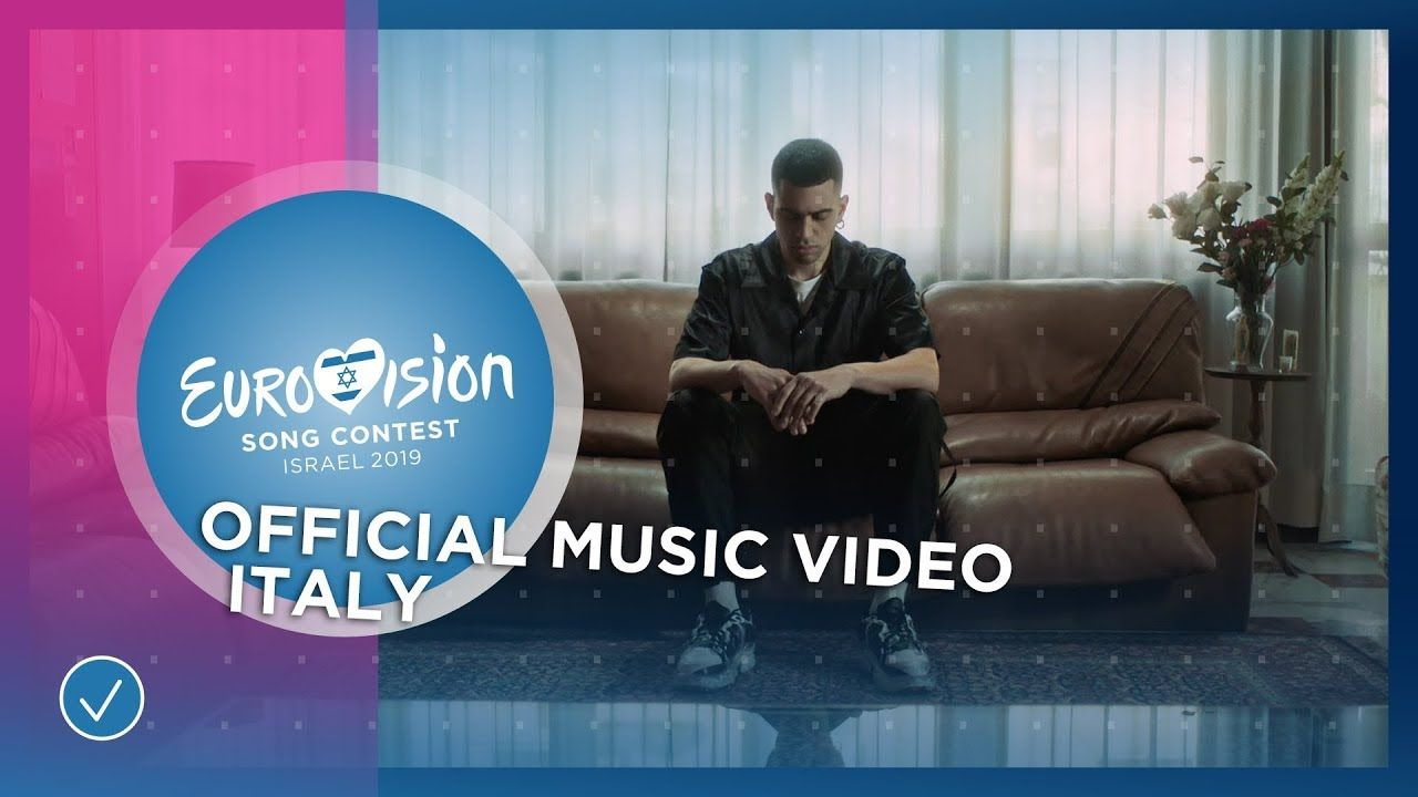 Mahmood Soldi Italy Official Music Video Eurovision