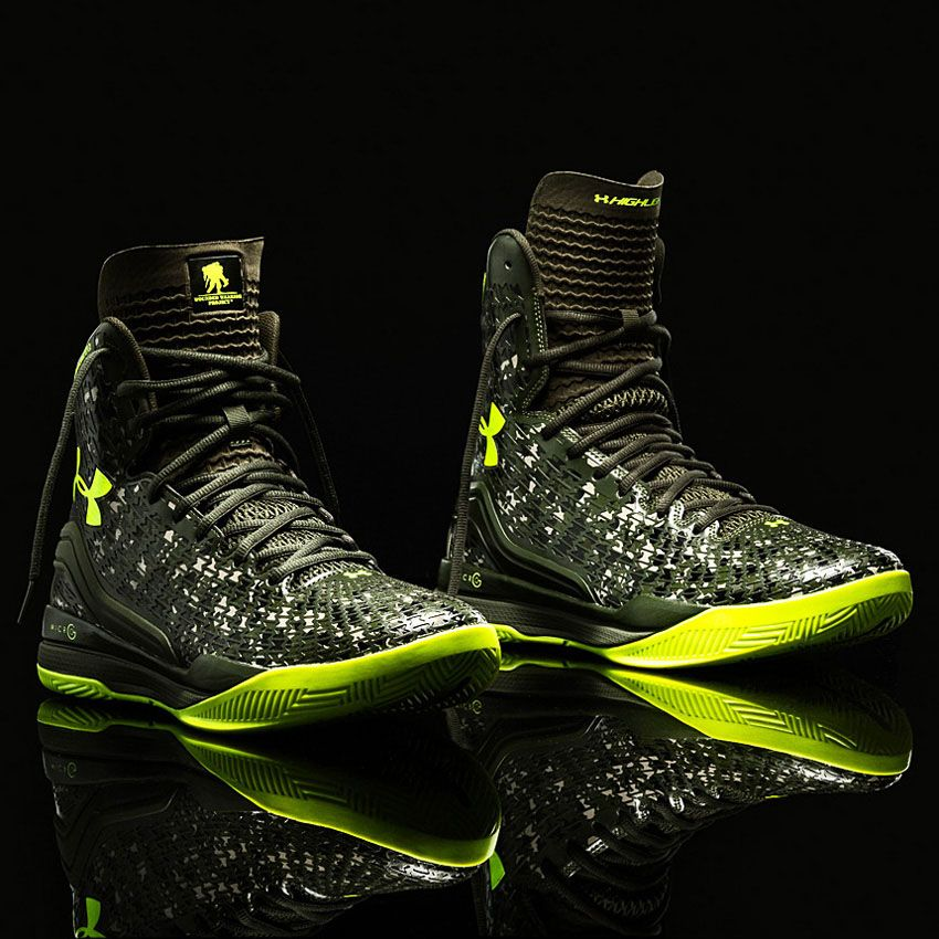 Under Armour's Camo 'Veterans Day' ClutchFit Drive ...
