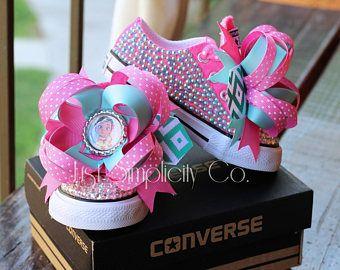 4028975fe5c9 Baby Moana Bling Shoes