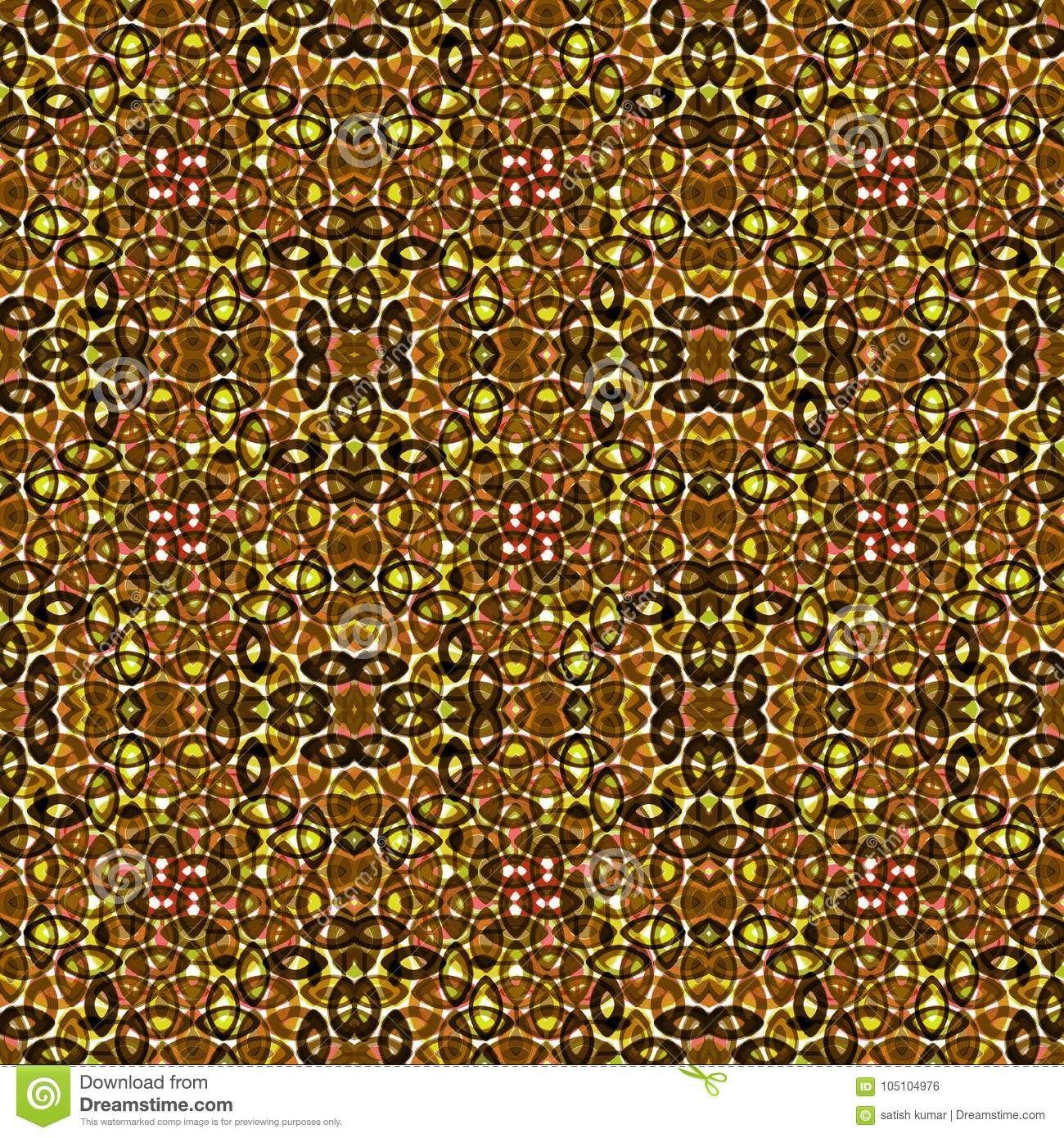 c80d3cb27 Mandala Geometry Tie Dye Texture Repeat Modern Pattern Classic Stock  Illustration - Illustration of background, color: 105104976