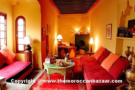 Moroccan Living Room Ideas - Euskal.Net