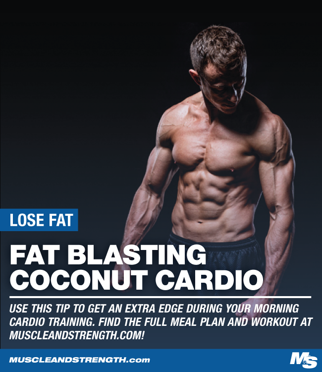 Coconut Cardio: An Early Morning Strategy to Get Super ...