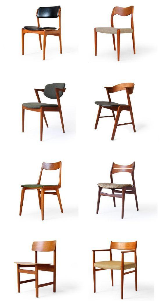 Desain Kursi Cafe Model Kayu Mid Century Modern Chair Mid Century Modern Chair Styles Furniture Design