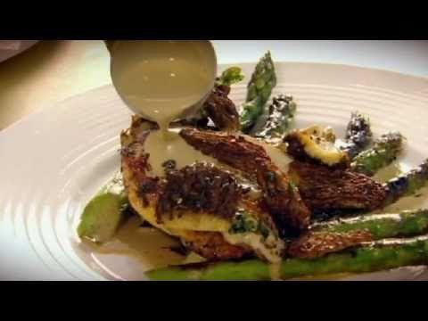 Gordon Ramsay Pan Fried Chicken Breast With Morel Sauce Gordon