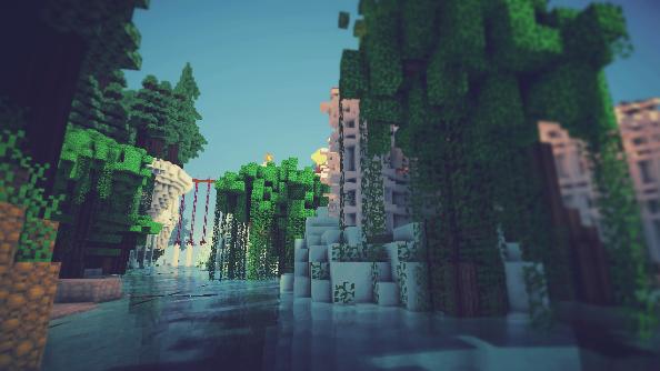 Teramia Minecraft map