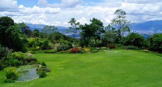 ¿Hermoso lugar verdad? Jardines Topotepuy ubicado en el municipio Baruta, Edo. Miranda, ¡Venezuela!  Ideal para el descanso, relax...