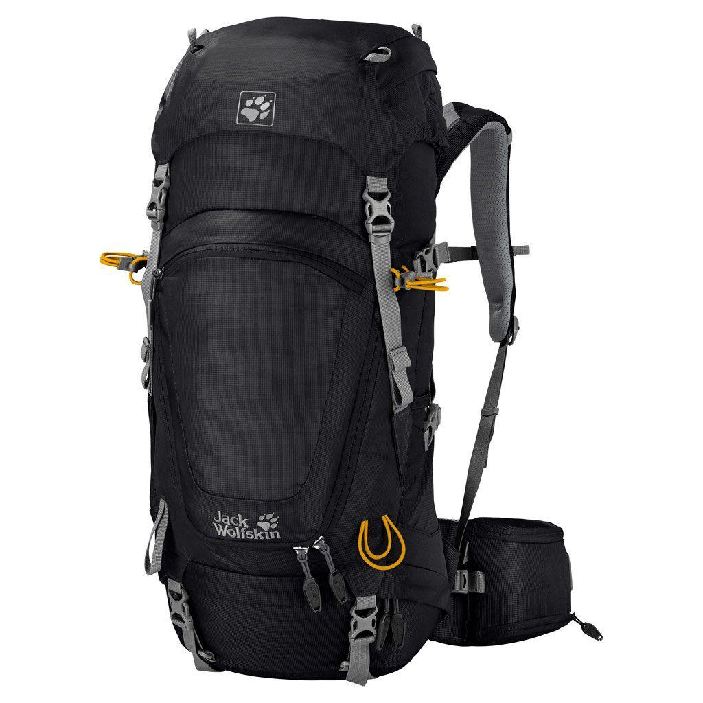 Jack Wolfskin Highland Trail Rucksack Black 36 L You Can Find