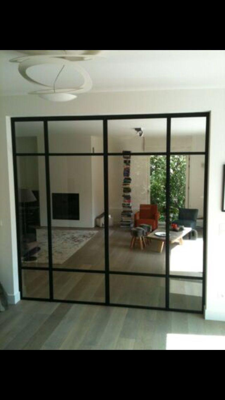 Interior window frames - Stalen Binnen Pui Double Steel Door At Www Gijsrobert Com Steel Windowssteel Doorswindow Framesinterior