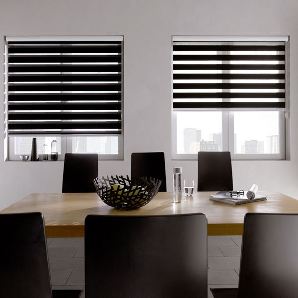 Duplex Double Roller Blind kitchens Pinterest Persianas